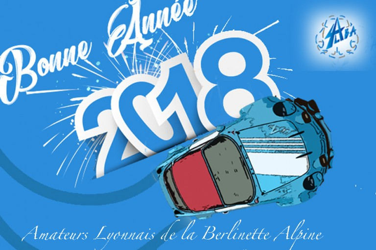 carte voeux Alba 2018