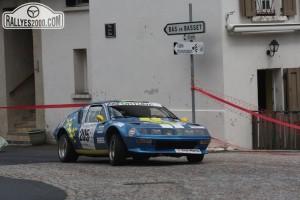 16° Rallye du VAL d'ANCE 2018